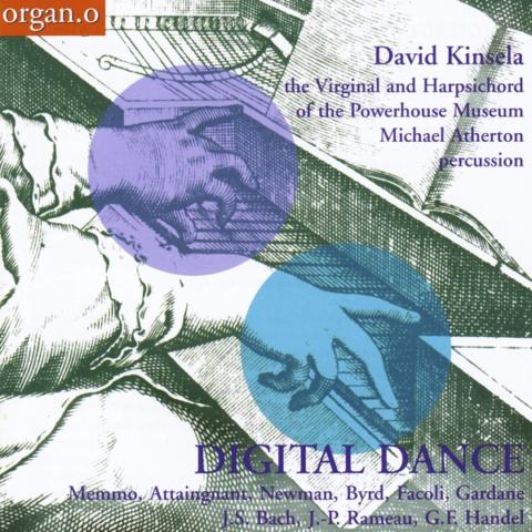 Digital Dance album cover