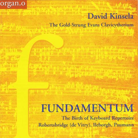 Fundamentum album cover