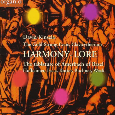 Harmony-Lore album cover
