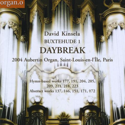 Daybreak album cover