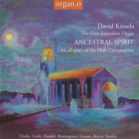 Ancestral Spirit album cover
